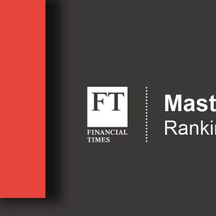 《金融时报》发布2016年全球管理学硕士最新排行榜:SKEMA商学院稳居榜单前列