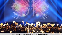 《费加罗报》权威排名 | SKEMA商学院全法第8!