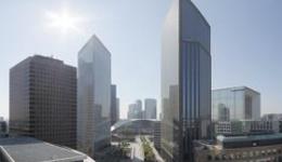 巴黎拉德芳斯商务区:全球第四大最具吸引力的中央商务区