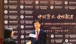 SKEMA林桦校长参加《一带一路中国企业全球化论坛暨海外投资峰会》并做主旨演讲