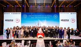 SKEMA商学院中国校区成功举办10周年庆典