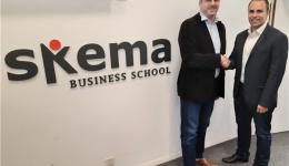 SKEMA商学院MSc国际战略与影响力专业将与全球社交媒体监控和竞争情报领域领导者Digimind展开深度合作