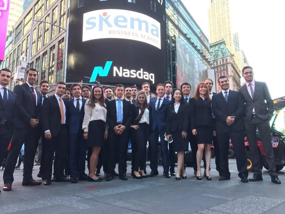 《金融时报》发布金融硕士2020年度榜单,SKEMA喜获全球第三